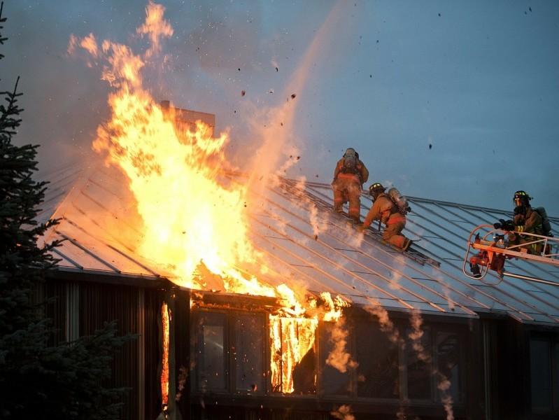In Leipzig brennt's am häufigsten