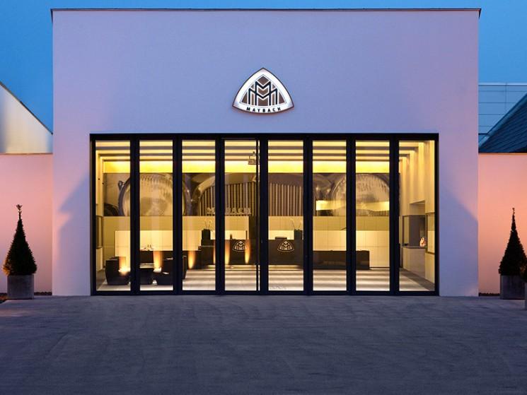Das Maybach Museum – historische Luxus-Automobile
