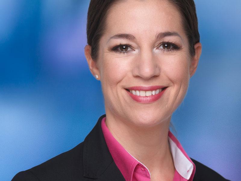 Sabine R. Waldenmaier, Leiterin Marketing und Produkte, DMB Rechtsschutz-Versicherung AG