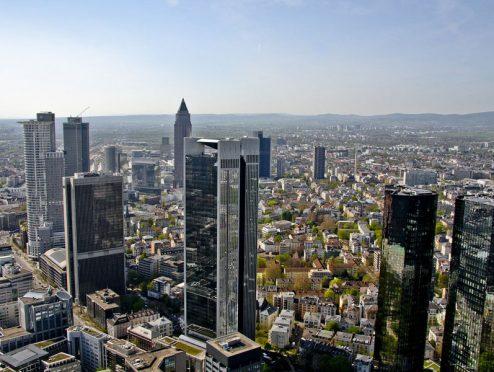 Frankfurt Spitzenreiter bei Online Krediten von der Crowd