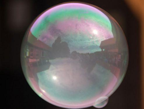 Blasengefahr in Wachstumsregionen stagniert
