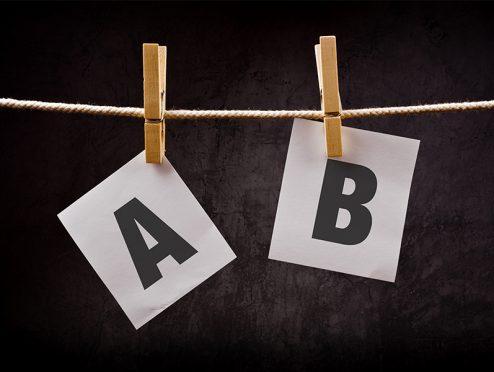 """ASC: Ein """"B"""" ist manchmal auch ein """"A"""""""