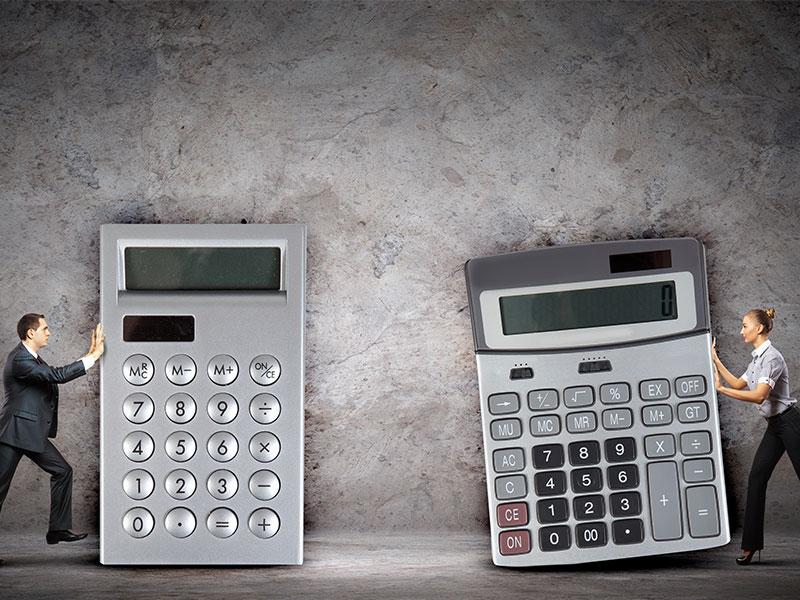 Vergleichsrechner – im Wettbewerb mit dem Makler?