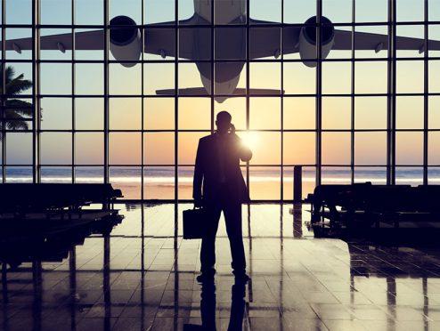 Schutz für Geschäftsreisende sowie Studenten und Aupairs