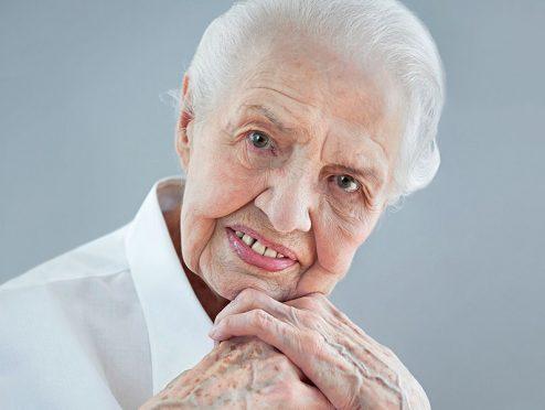 Schönheit ist keine Frage des Alters