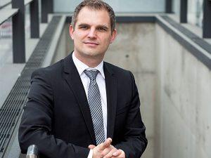 Jan Dinner, Geschäftsführer insuro Maklerservice GmbH