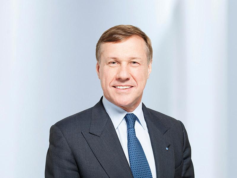 Zurich-Chef Senn tritt zurück