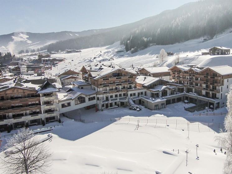Der Berg ruft! Skizeit im Naturhotel Forsthofgut