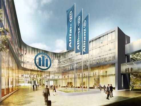 Allianz: Neubau in Berlin