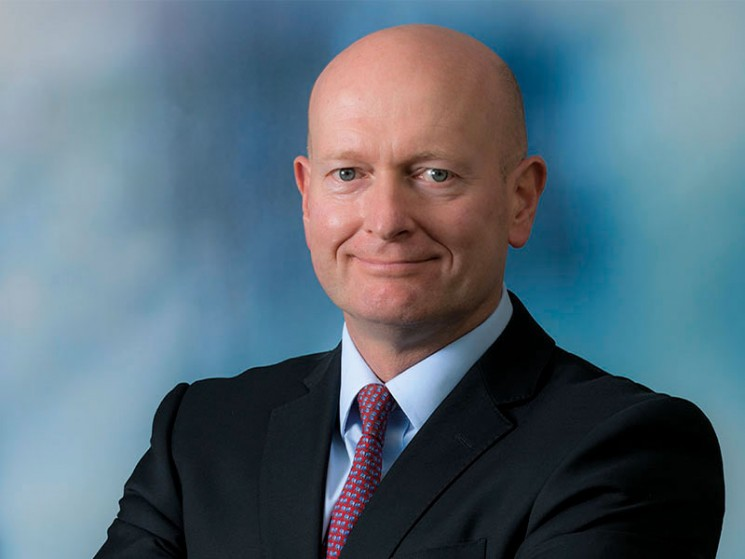 Jamie Hammond  neuer CEO für Europa bei AB