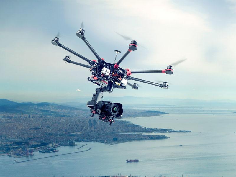Versicherung von Drohnen: Gothaer hebt mit Delvag ab