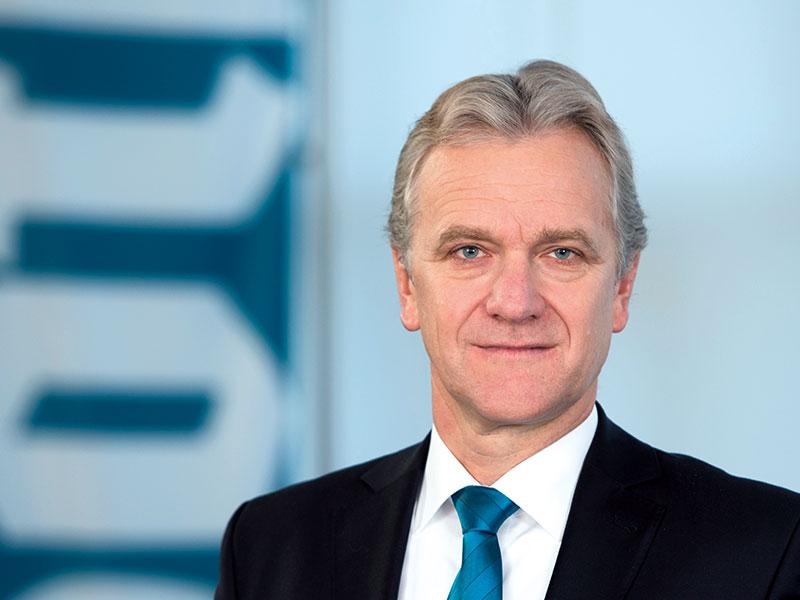 Dr. Karsten Eichmann, Vorstandsvorsitzender des Gothaer Konzerns