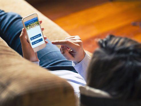 Neuer Service der UKV: RundumGesund-App spart Zeit und Geld