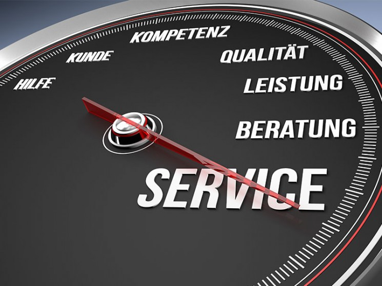 PROJECT mit bester Service-Qualität