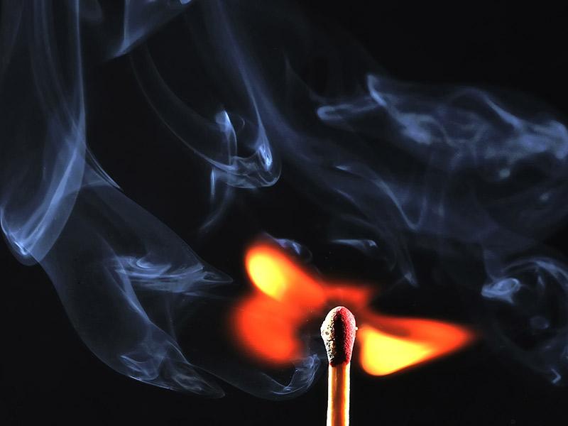 Kein Versicherungsschutz bei Brandstiftung