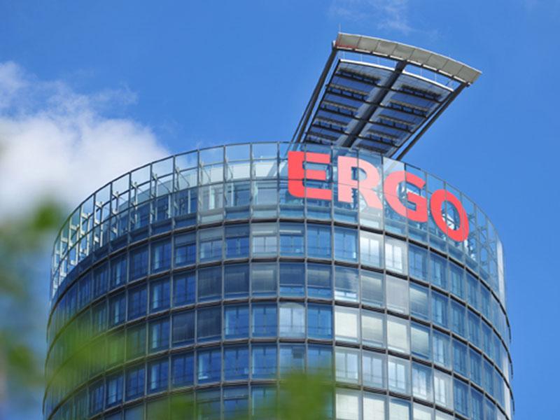 ERGO sponsert DFB-Pokal