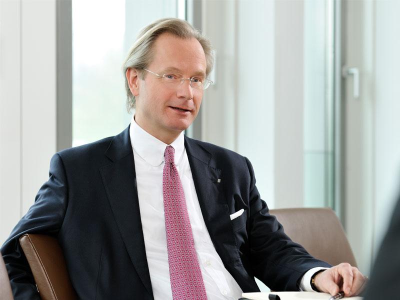Dr. Per-Johan Horgby, KFZ-Vorstand VHV
