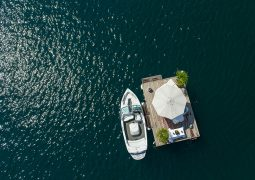 Faszination Wasser und das feine Leben am See