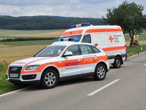 Automatisches Notrufsystem für Kfz