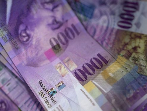Swiss Re: Erhöhung der Dividende und Aktienrückkauf