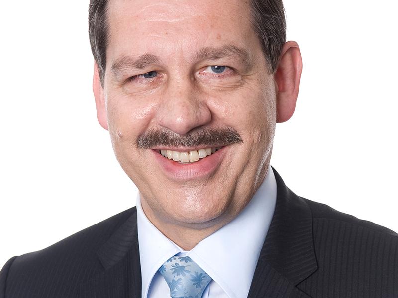 Michael Stille, Vorsitzender des Vorstands Vertrieb, Marketing und Öffentlichkeitsarbeit der Dialog Lebensversicherungs-AG