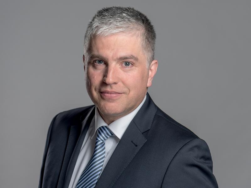 Vorstand der NÜRNBERGER Beteiligungs-AG Dr. Jürgen Voß
