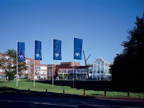 AXA meldet Wachstum leicht über dem Markt