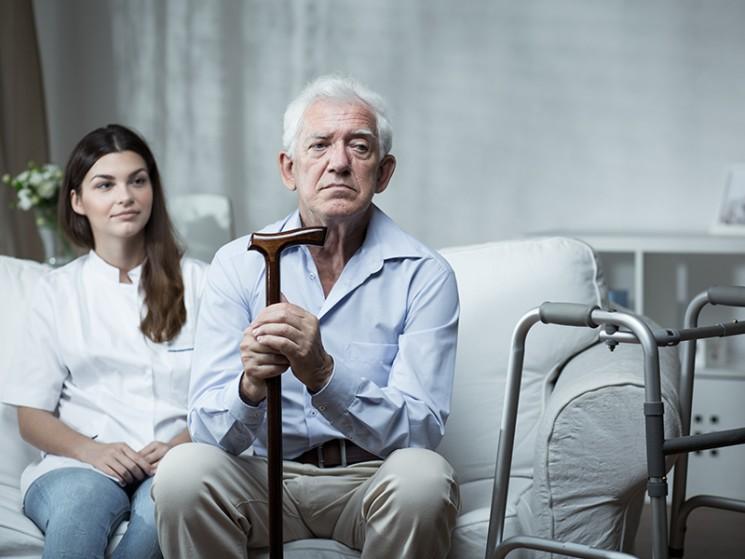 Pflege: Unterstützung bekannt, wenig genutzt
