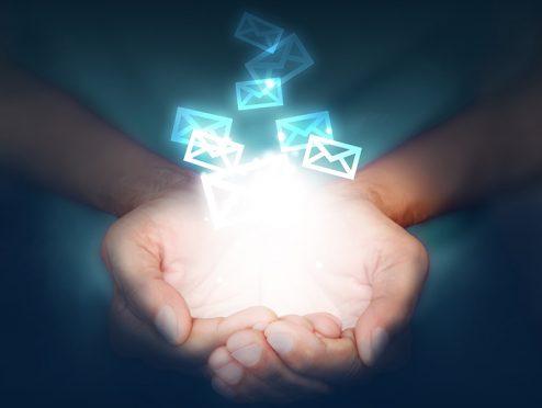 E-Mail-Flut frisst Arbeitszeit
