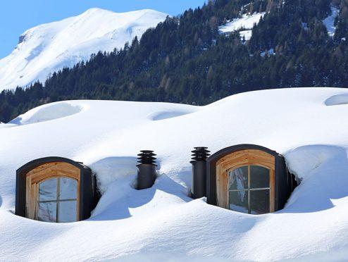 Fotovoltaik und Schneedruckschäden