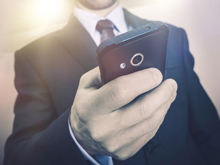 Videochat-Funktion und Bewertung per Smartphone