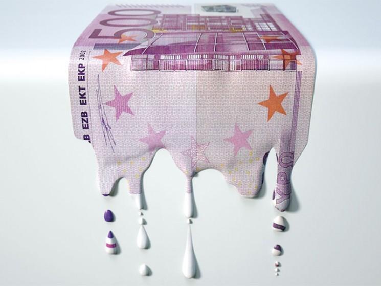 Teuer: Welt ohne Bargeld