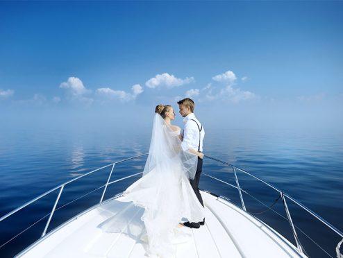 Sicher in den Hafen der Ehe