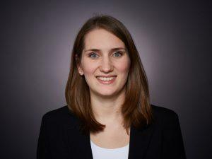 Gerling Charlotte, Pressesprecherin der Allianz Deutschland AG