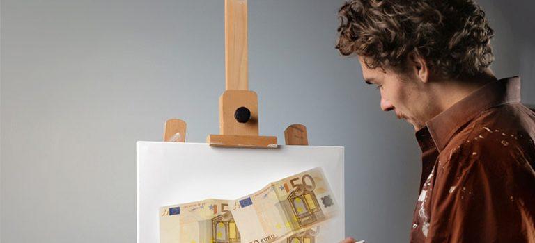 Online-Kunsthandel im Kommen