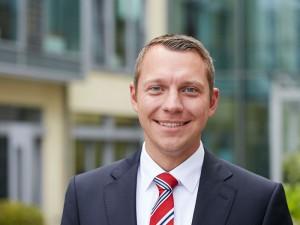Martin Preuß, Manager Vertriebssteuerung bei Sopra Steria Consulting