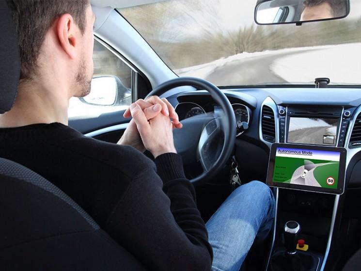 Freie Fahrt voraus für selbstfahrende Fahrzeuge