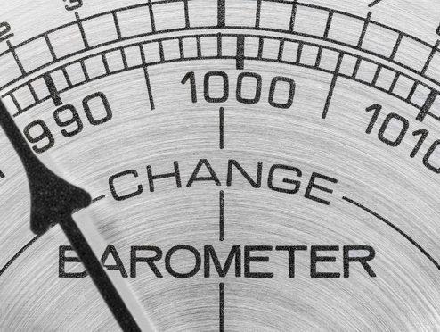 Fondsbarometer signalisiert Rückgang der Handelsaktivitäten