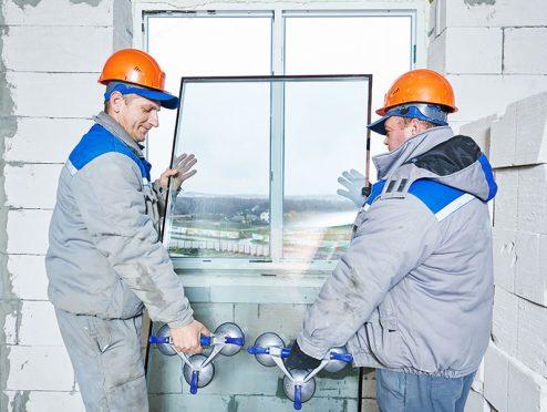 Bauhandwerker noch besser geschützt