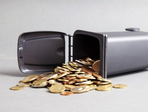 Insolvenz: hohe Verluste für die Gläubiger