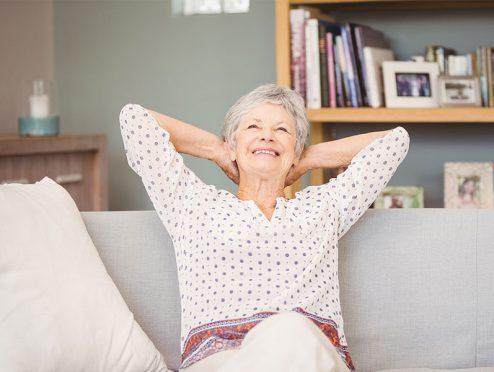 Zuhause alt werden