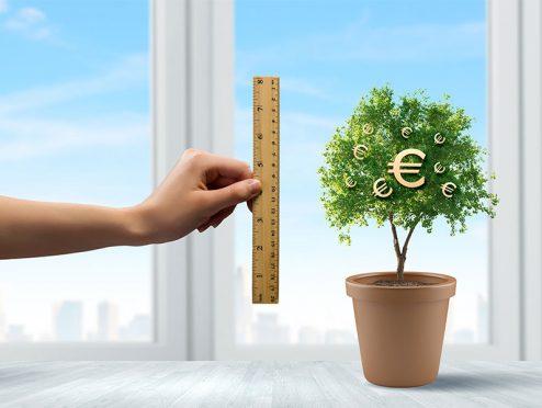 137 Milliarden Euro Nachhaltige Geldanlagen in Deutschland