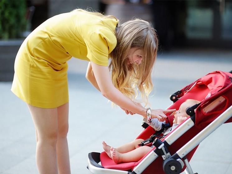 Mini-Babyboom in deutschen Städten