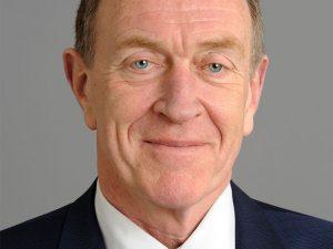 Michael H. Heinz, Präsident des Bundesverbands Deutscher Versicherungskaufleute e.V. (BVK)