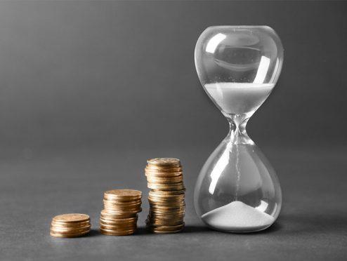 Steuer später zahlen bringt Zinsgewinn