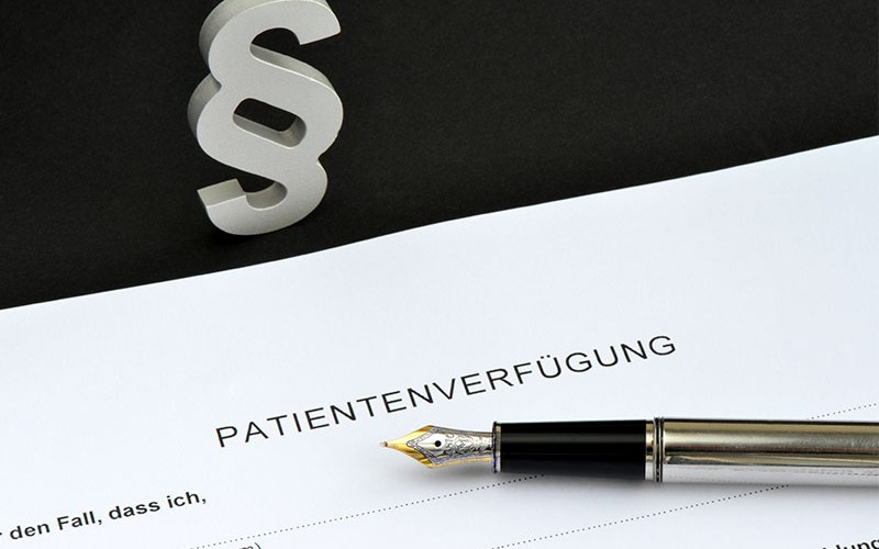 Rechtssichere Patientenverfügung: Anwälte starten Vorsorgeportal