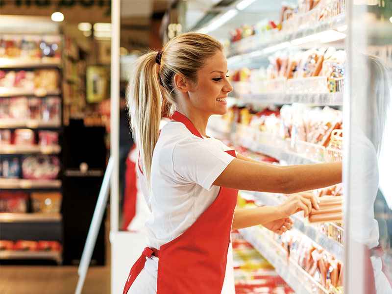 Verdienst Einzelhandelskaufleute Experten Report