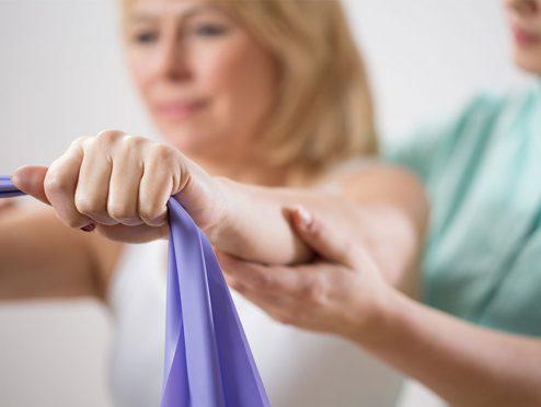 Central unterstützt Rehabilitation von Schlaganfall-Patienten