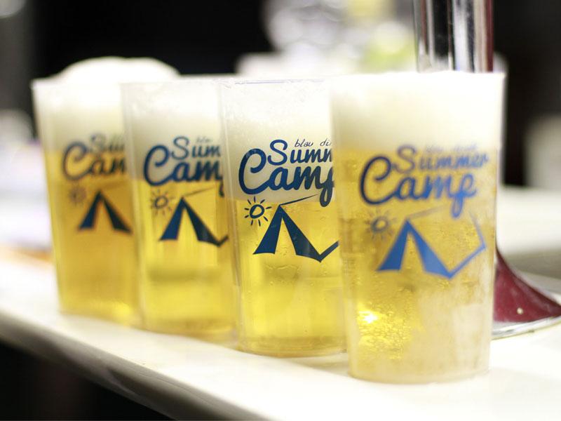 Teilnehmerrekord beim blau direkt Summer Camp