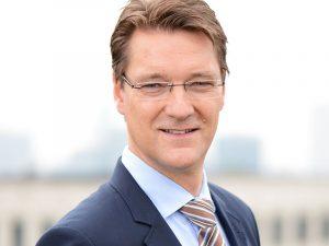 Friedrich Thiele, Vorstand der Deutschen Leibrenten AG